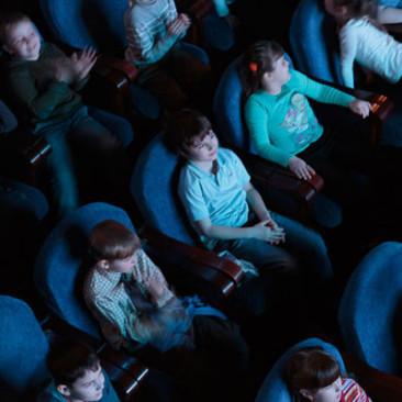 Фотосъемка детей в театре «Арлекин»