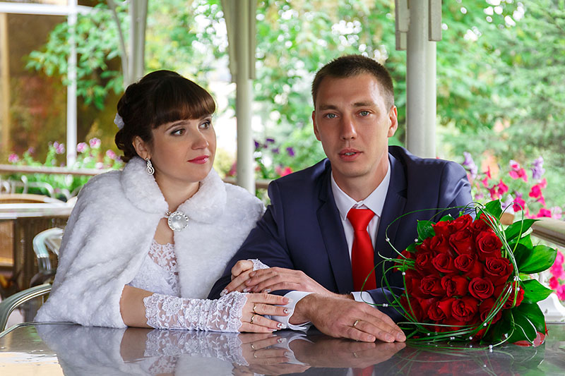 Свадьба Григория и Елены