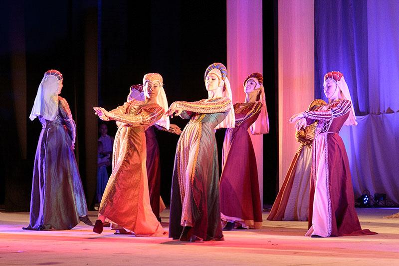концерт ансамбля Корифеи